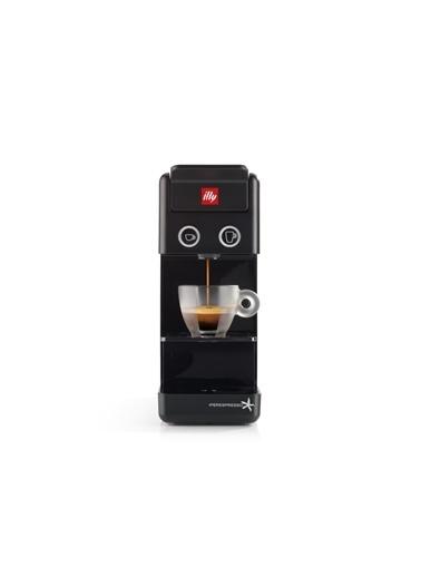 İlly Y3.2 Espresso& Filtre Kahve Makinesi Ipso Home Siyah Siyah